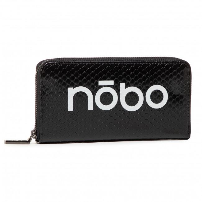 Veľká Peňaženka Dámska NOBO - NPUR-K0011-C020 Čierna