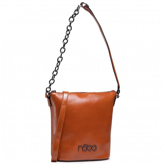 Kabelka NOBO - NBAG-K2690-C017 Hnedá