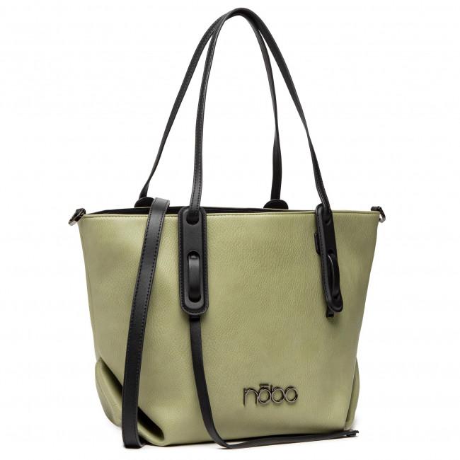 Kabelka NOBO - NBAG-K3180-C008 Zelená