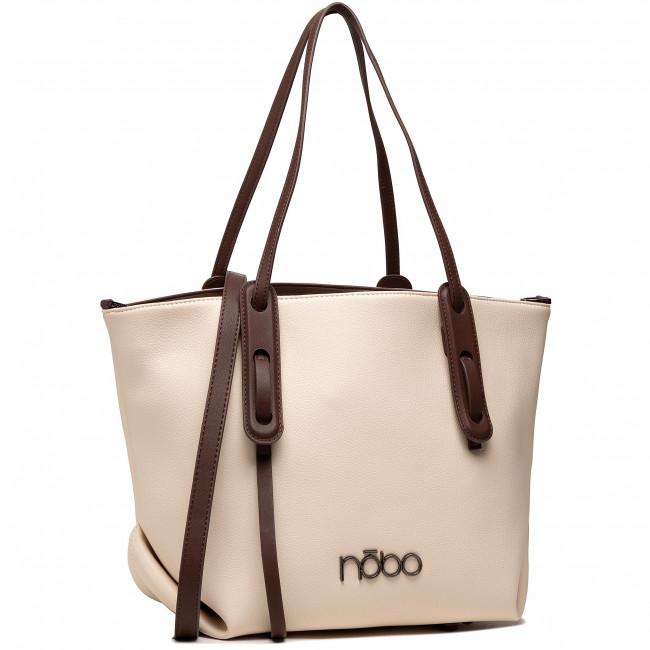 Kabelka NOBO - NBAG-K3180-C000 Béžová