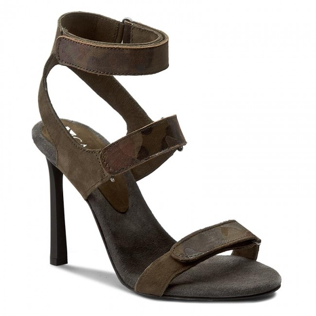 Sandále CARINII - B3889  I43-I69-000-C19