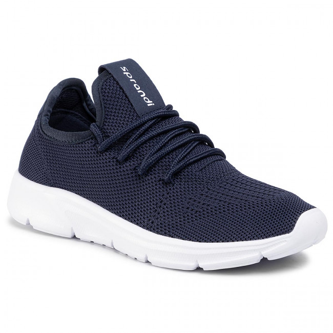 Sneakersy SPRANDI - WP66-18133 Cobalt Blue