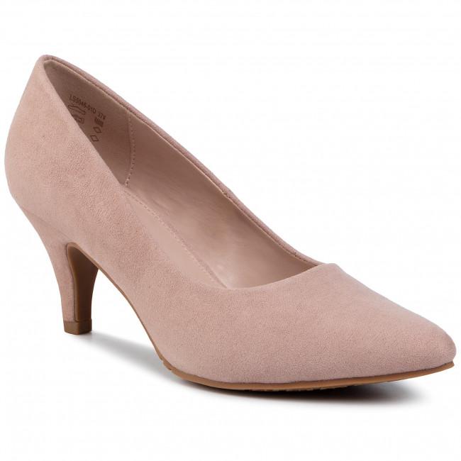 Lodičky CLARA BARSON - LS5046-01D Pink
