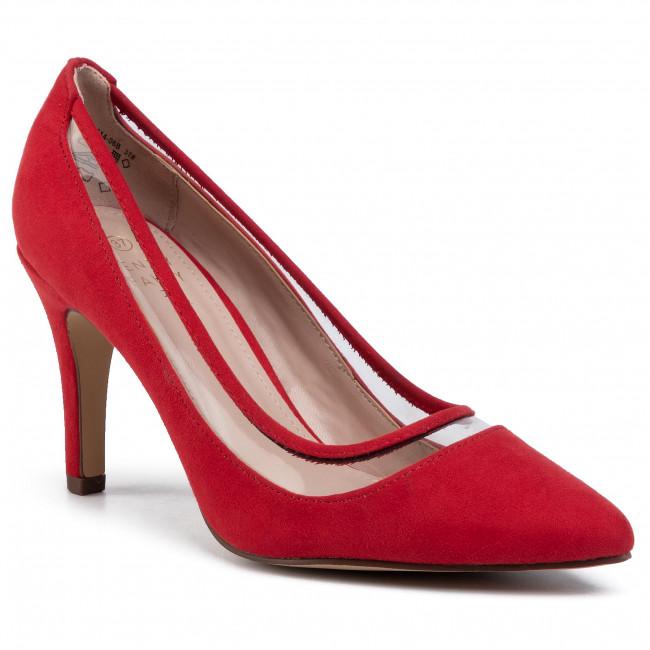 Lodičky JENNY FAIRY - LS4614-06B Red