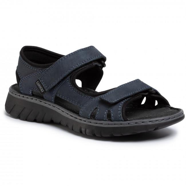 Sandále LASOCKI FOR MEN - 1629 Cobalt Blue