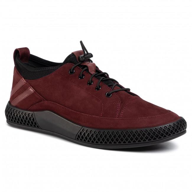 Sneakersy LASOCKI FOR MEN - MI08-C716-711-01 Maroon