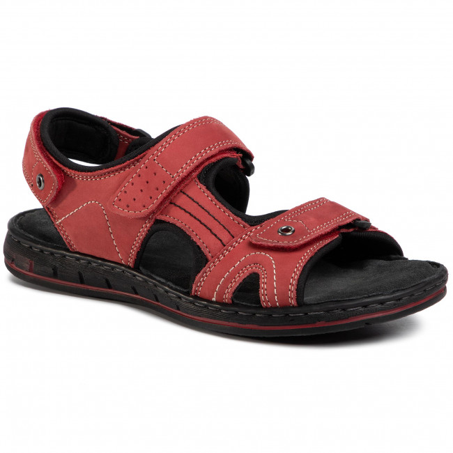 Sandále GO SOFT - MI18-ESSAAR-01 Red 1