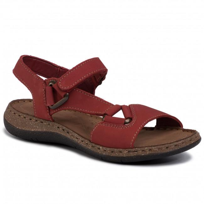 Sandále GO SOFT - WI20-4773-01 Red 1