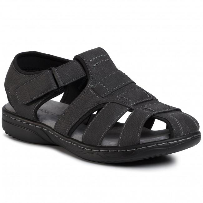 Sandále LANETTI - MSS20116-06 Grey