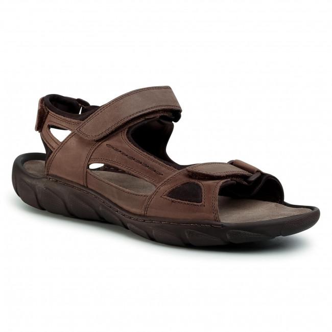 Sandále LASOCKI FOR MEN - MI08-C271-726-31 Brown
