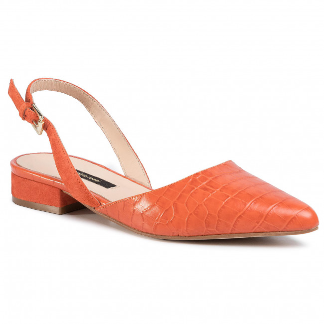 Sandále GINO ROSSI - A45294-02 Dark Orange
