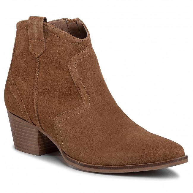Členková obuv GINO ROSSI - A45455 Camel
