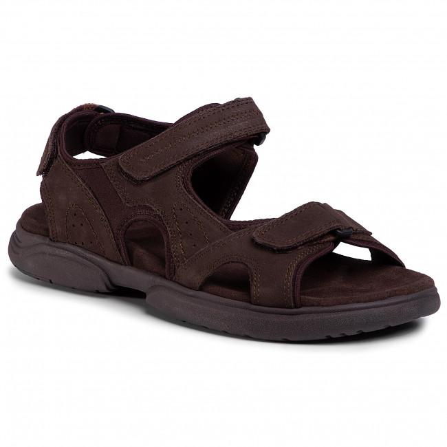 Sandále LASOCKI FOR MEN - MB-A452-25 Brown