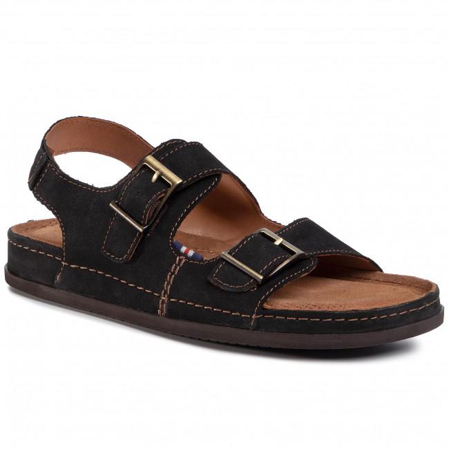 Sandále GO SOFT - B-GRANADA-03 Black