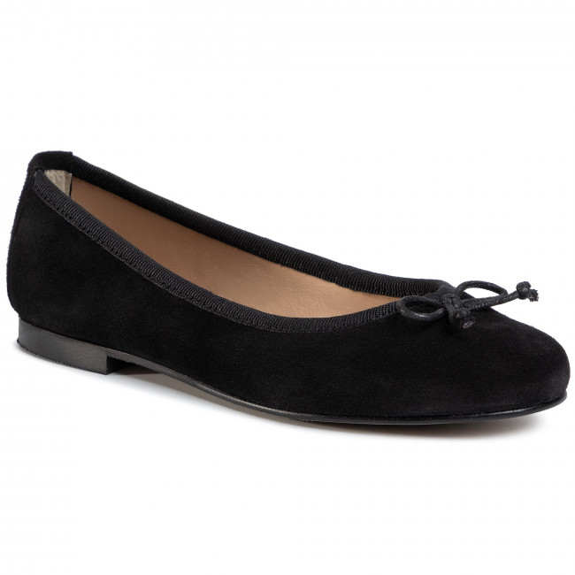 Baleríny GINO ROSSI - E20-26211LX Black