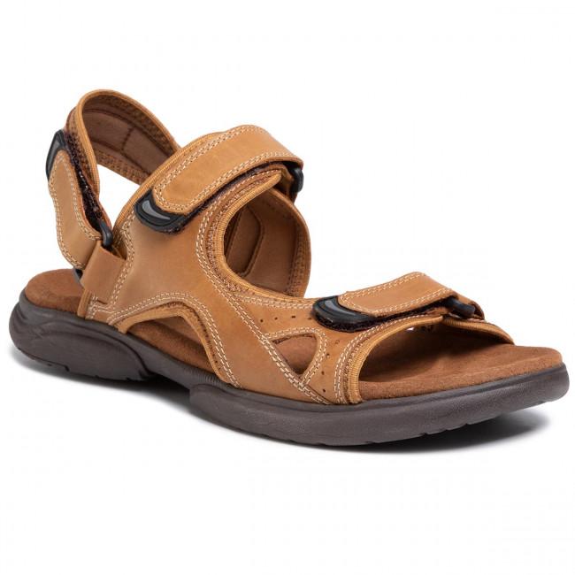 Sandále LASOCKI FOR MEN - MB-A452-15 Brown