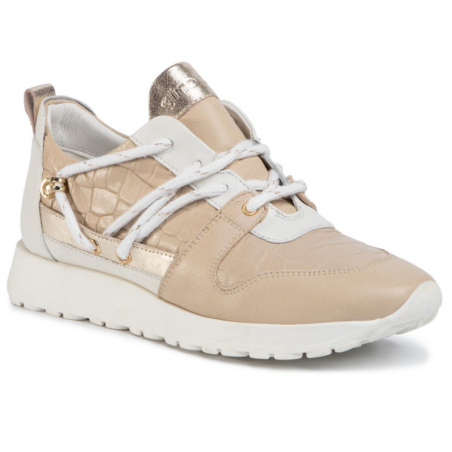 Sneakersy GINO ROSSI - WI16-SAUCO-01 Beige