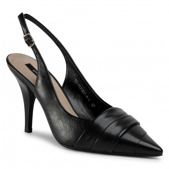 Sandále GINO ROSSI - TY-PCP387-4-1 Black