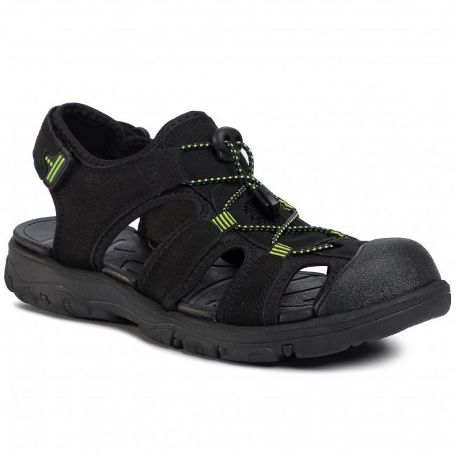 Sandále LANETTI - MC-NB888 Black