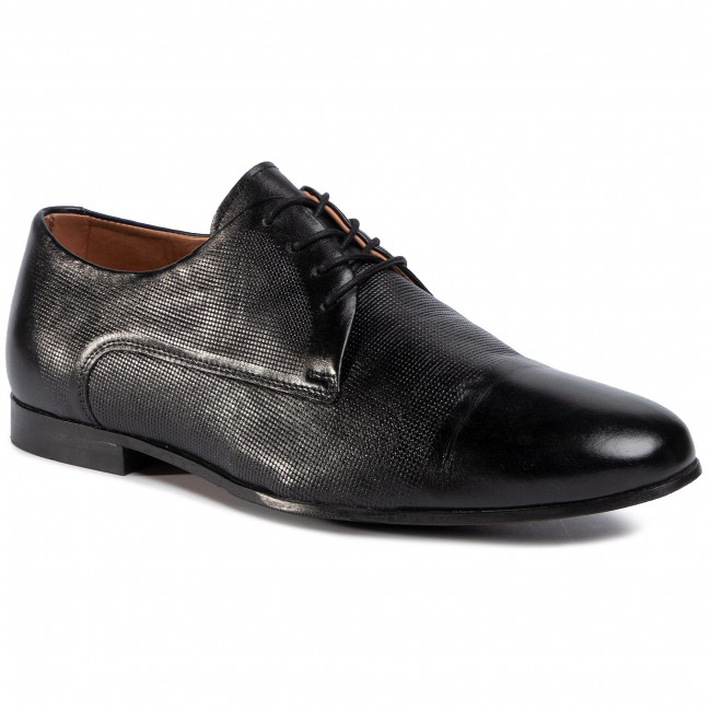 Poltopánky GINO ROSSI - MWU485-ASTER-03 Black