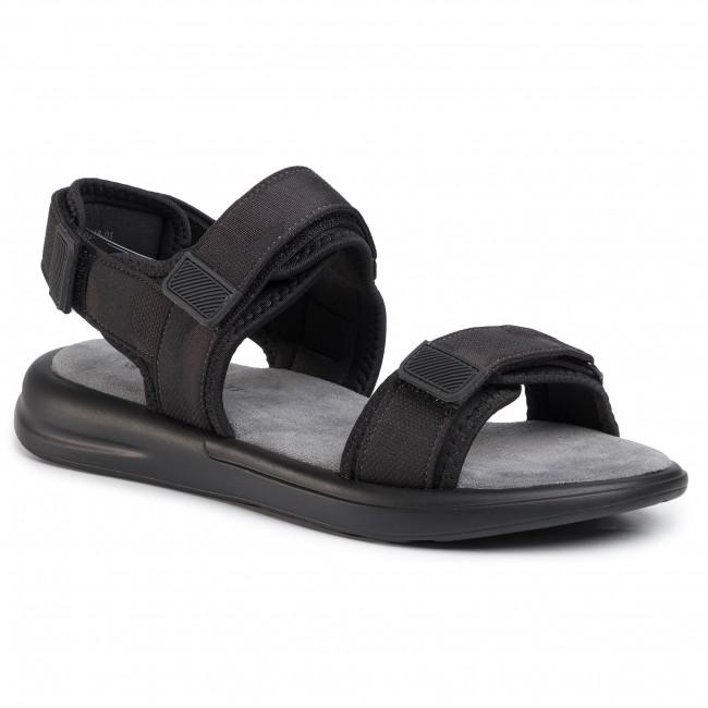 Sandále LANETTI - MSS20318-01 Grey