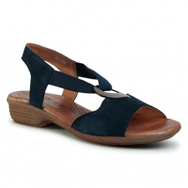 Sandále GO SOFT - WI16-956-04 Cobalt Blue