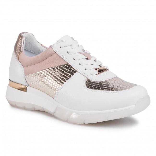 Sneakersy GINO ROSSI - RST-ARA-04 White