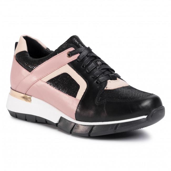 Sneakersy GINO ROSSI - RST-ARA-08 Black