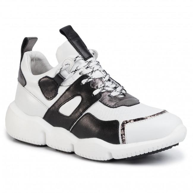 Sneakersy GINO ROSSI - 33312-76 White