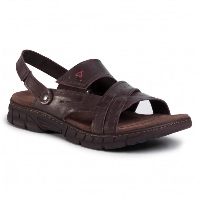 Sandále LASOCKI FOR MEN - MI07-A941-A770-01 Brown