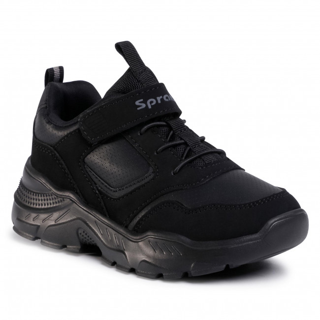 Sneakersy SPRANDI - CP40-9216Y Black