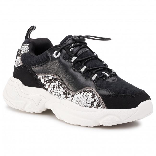 Sneakersy SPRANDI - CP40-9631Z Black