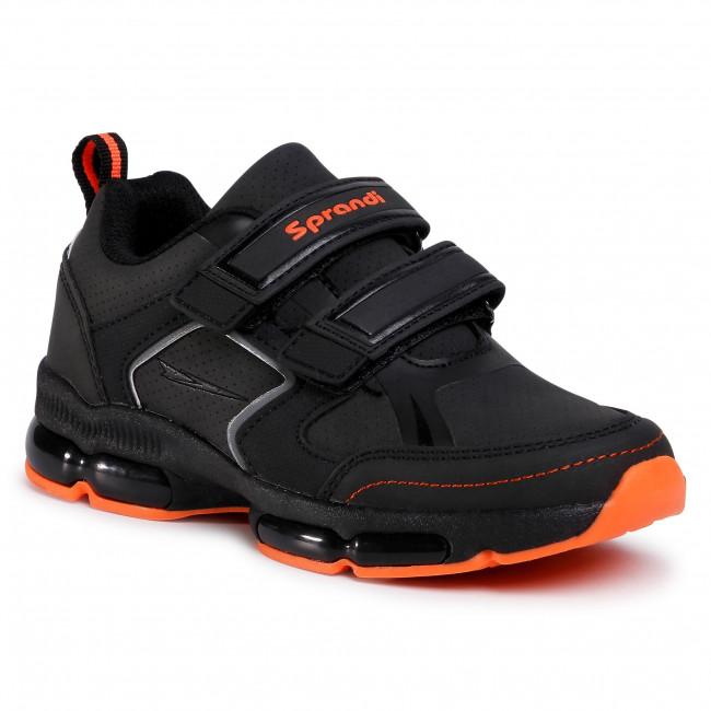 Sneakersy SPRANDI - CP40-P191089 Black