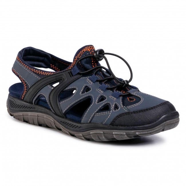 Sandále LANETTI - MBS-ROS-01 Cobalt Blue