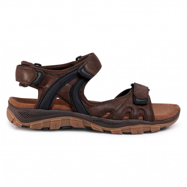 Sandále LANETTI - MBS-ROS-06 Brown