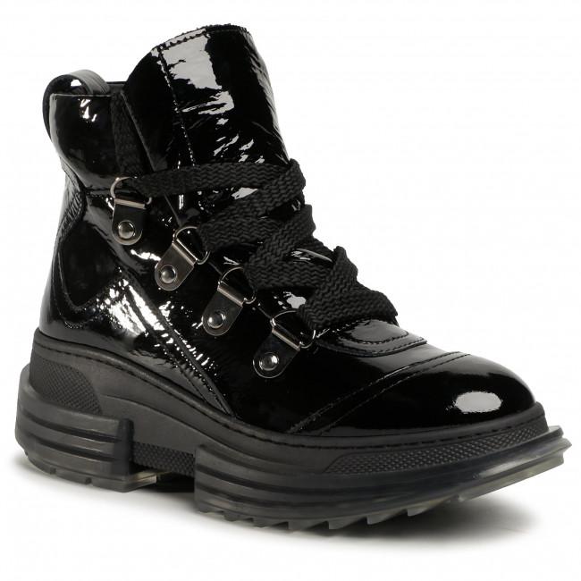 Sneakersy GINO ROSSI - 6348 Black