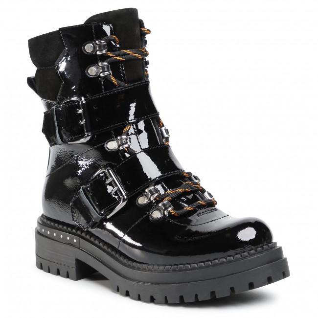 Outdoorová obuv GINO ROSSI - 7259 Black