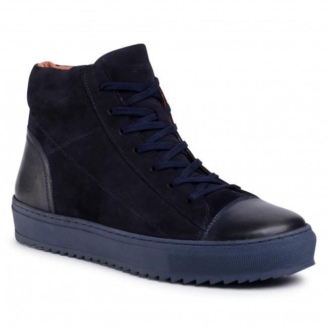 Členková obuv GINO ROSSI - MI08-C798-800-01 Navy