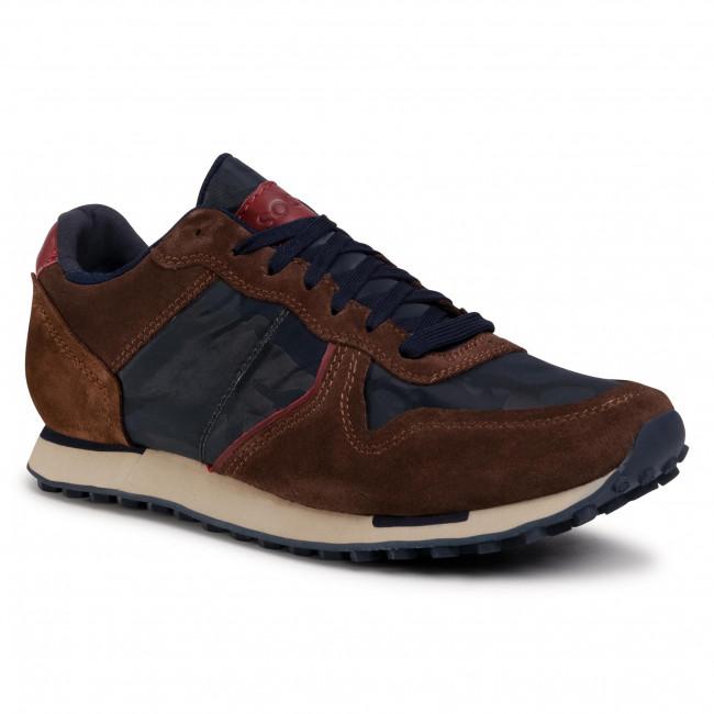 Sneakersy LASOCKI FOR MEN - MB-TARO-01 Cobalt Blue