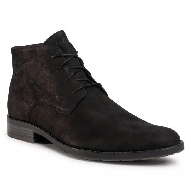 Členková obuv LASOCKI FOR MEN - MB-COMO-02 Black
