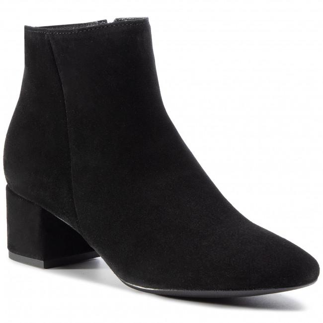 Členková obuv GINO ROSSI - I020-30029LM Black