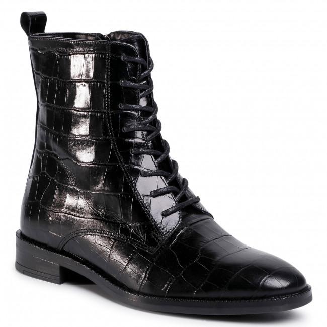 Členková obuv GINO ROSSI - I020-30124DUL Black