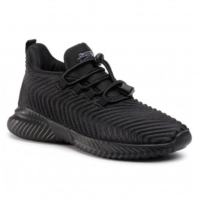 Sneakersy SPRANDI - CP40-9654Z Black