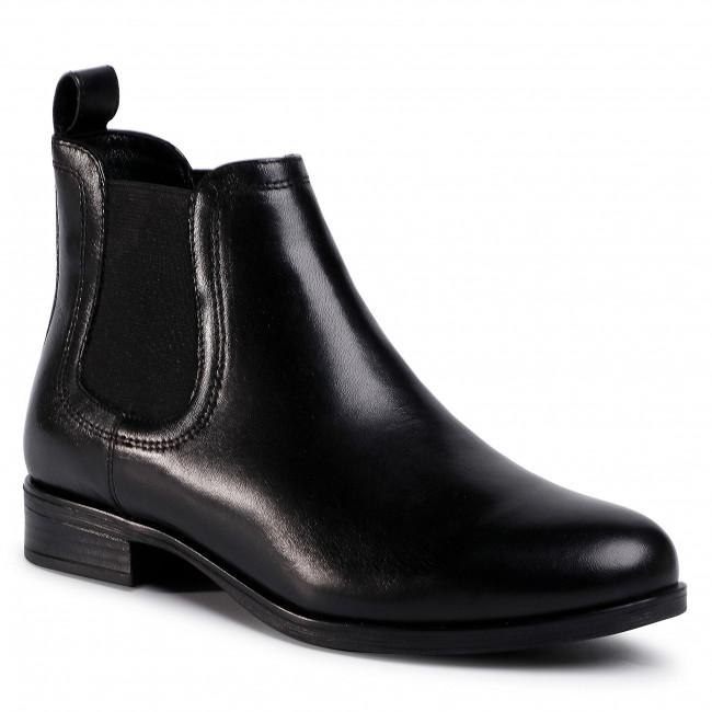 Kotníková obuv s elastickým prvkom LASOCKI - EST-PETRA-10 Black