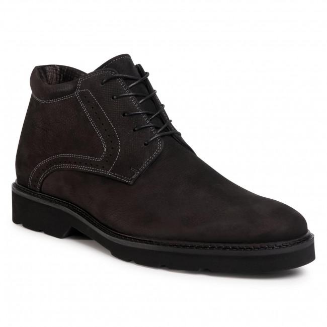 Členková obuv LASOCKI FOR MEN - MI08-C774-784-07 Black