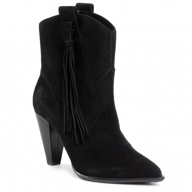 Členková obuv GINO ROSSI - DBK251-REJ Black