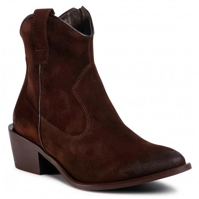 Členková obuv GINO ROSSI - SAORI-01 Brown