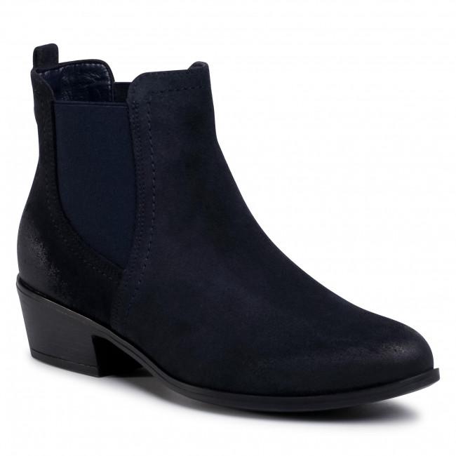Kotníková obuv s elastickým prvkom LASOCKI - T70-02 Cobalt Blue