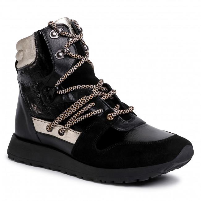 Sneakersy GINO ROSSI - WI16-SAUCO-02 Black