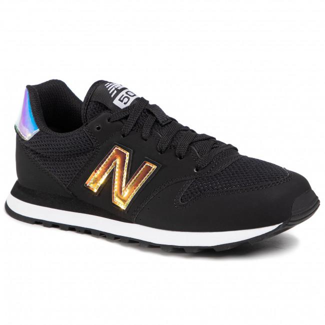 Sneakersy NEW BALANCE - GW500HGW Czarny 2